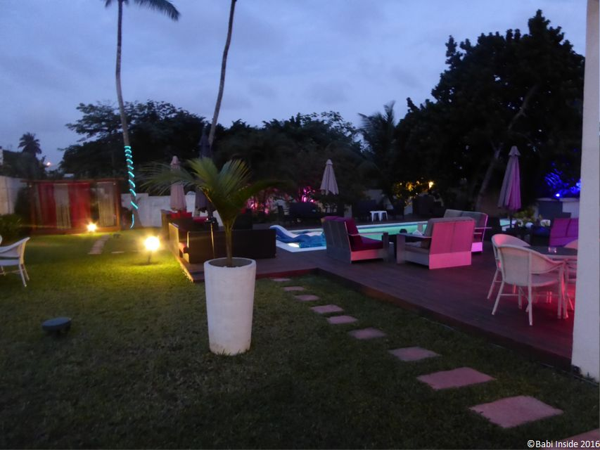Le bar Paradisio