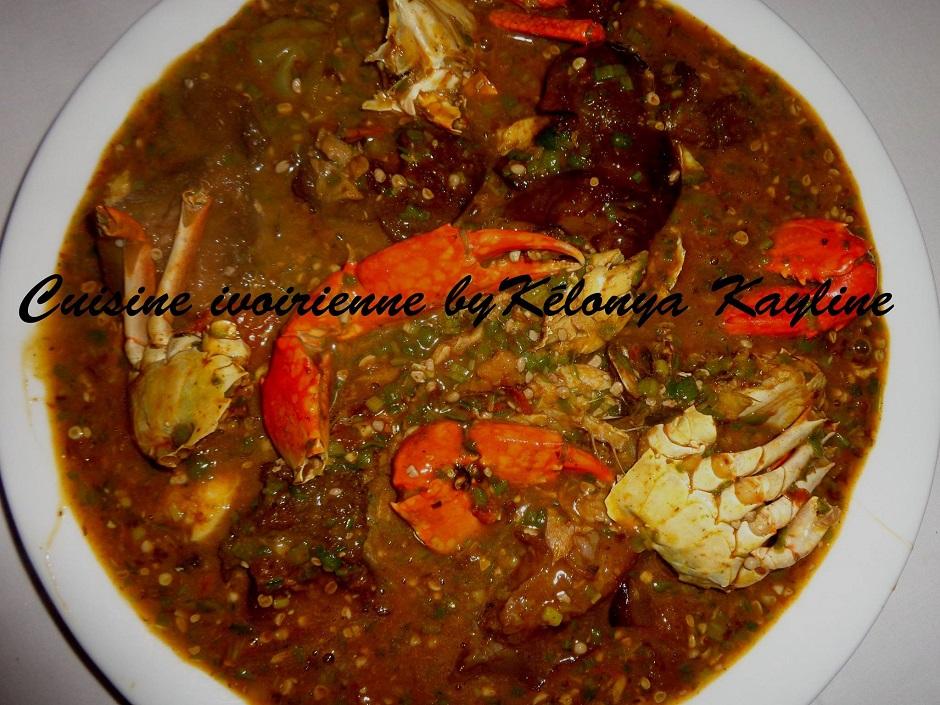 La gastronomie chez les akan et les krou babi inside for Gombo ricette