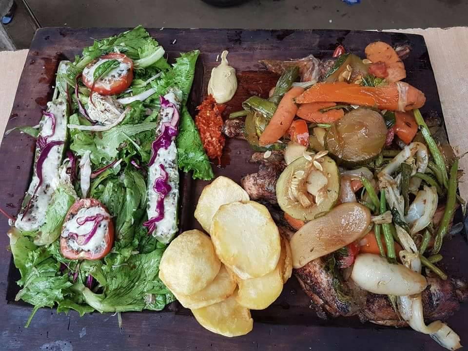 la ferme legumes
